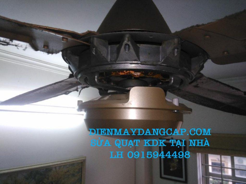 sửa quạt trần KDK tại hà nội
