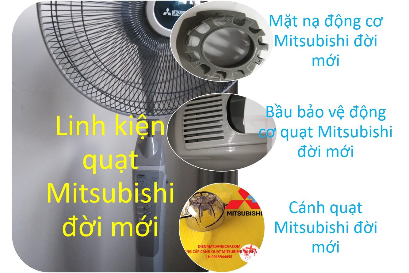 Linh kiện quạt Mitsubishi đời mới