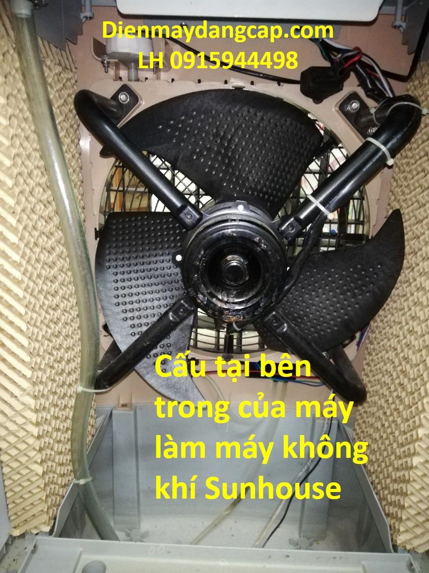 Sửa máy làm mát không khí Sunhouse2