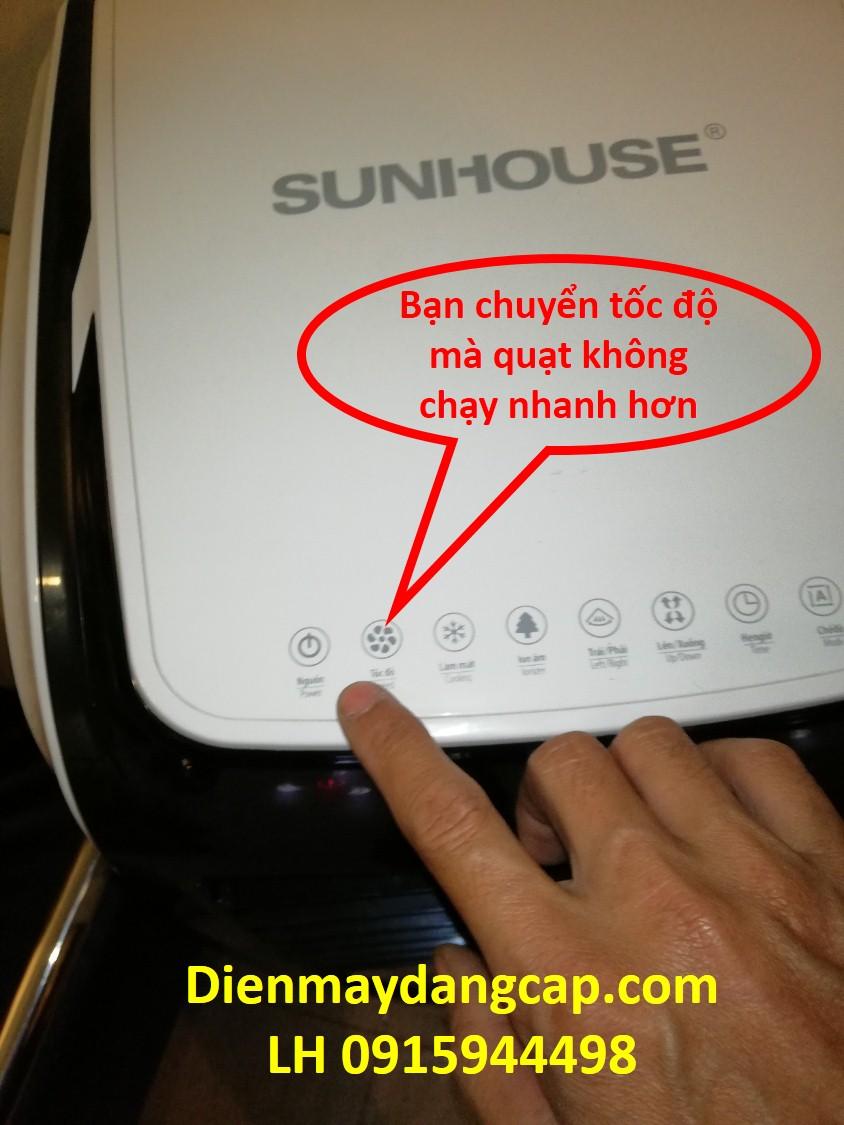 Sửa máy làm mát không khí Sunhouse5