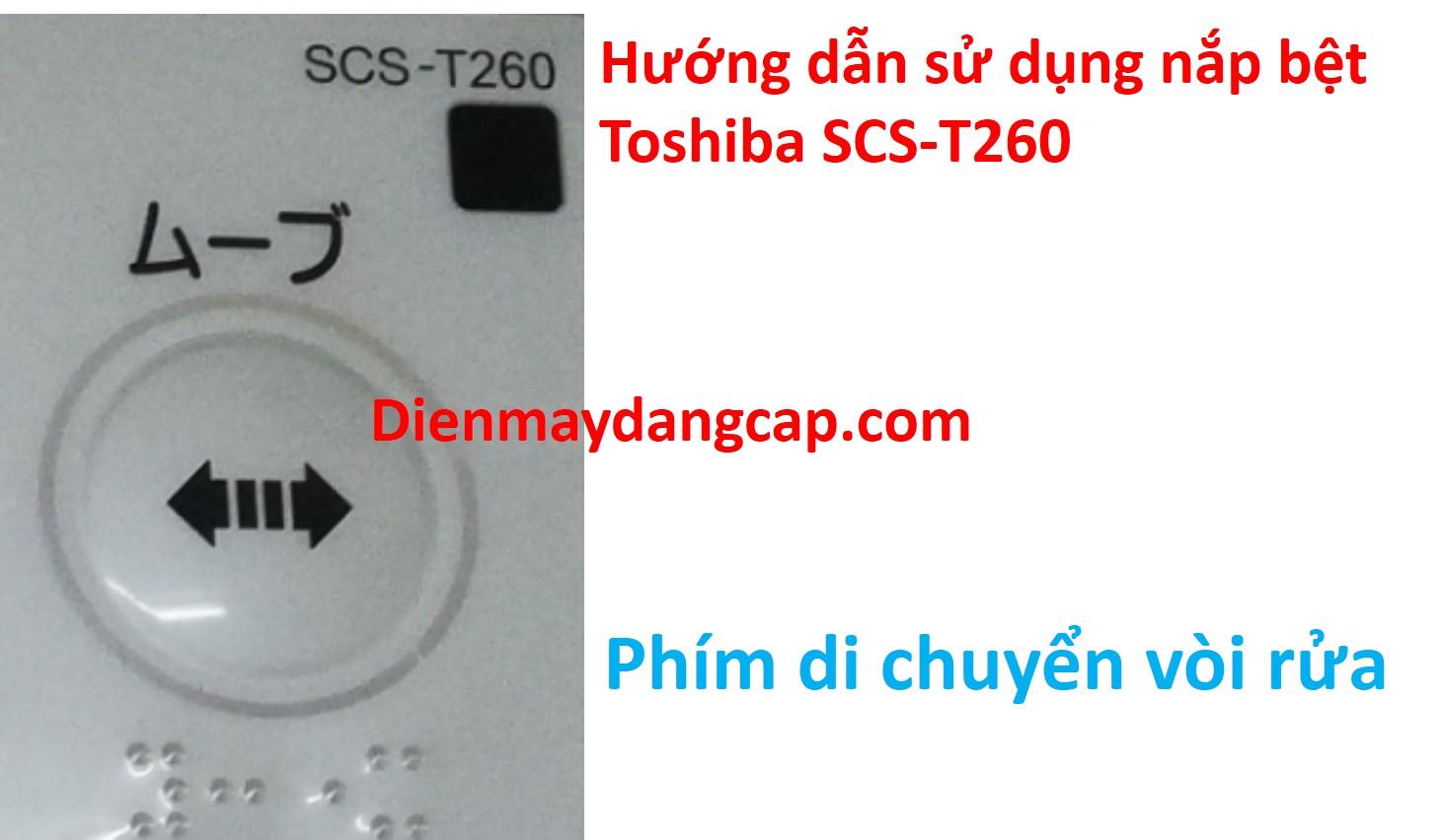 hương dẫn sử dụng bồn cầu Toshiba3
