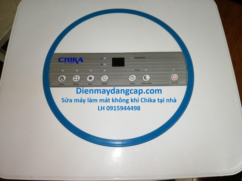 Sửa máy làm mát không khí Chika tại nhà