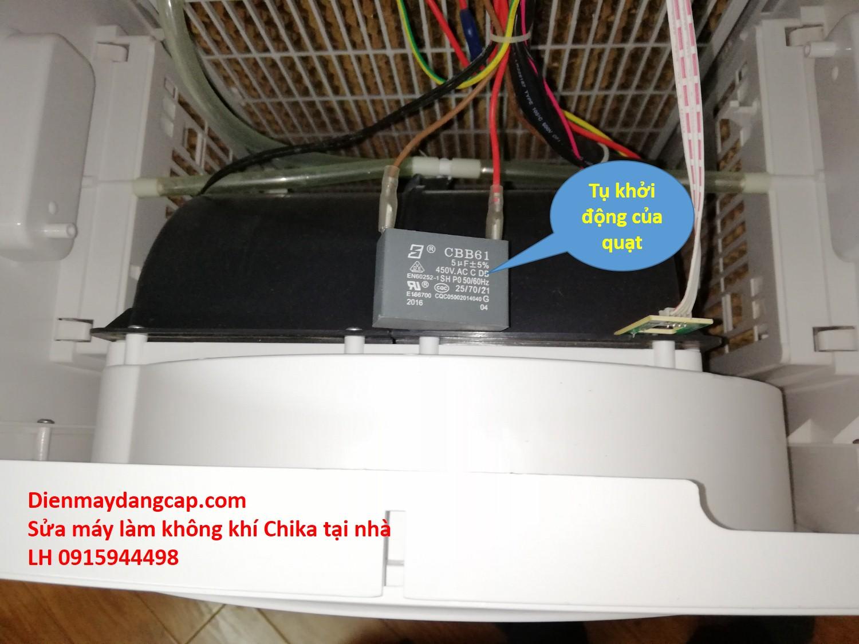 sửa máy làm mát không khí Chika9