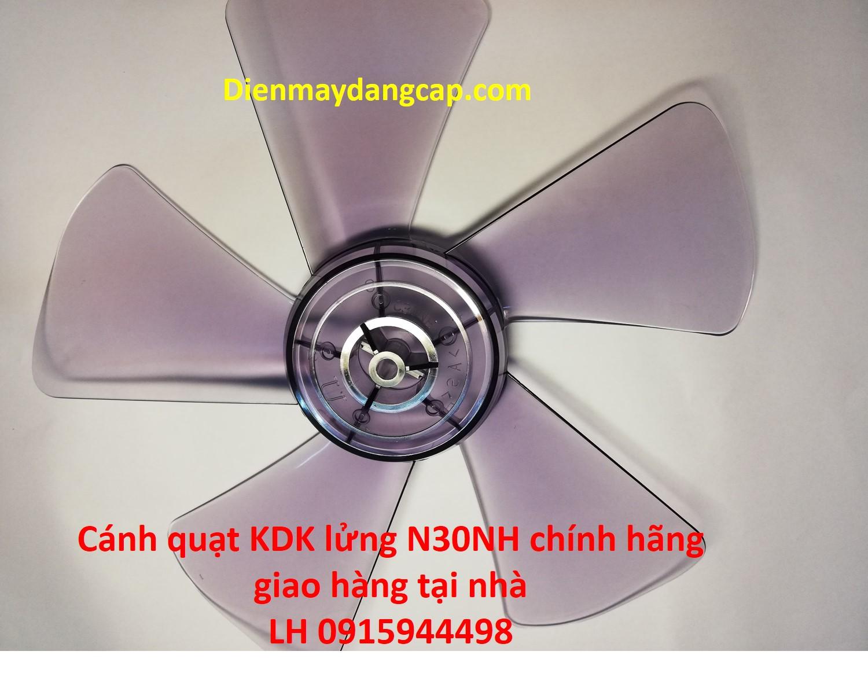 Cánh quạt lửng KDK N30NH chính hãng giao hãng tại nhà ( 0915944498)