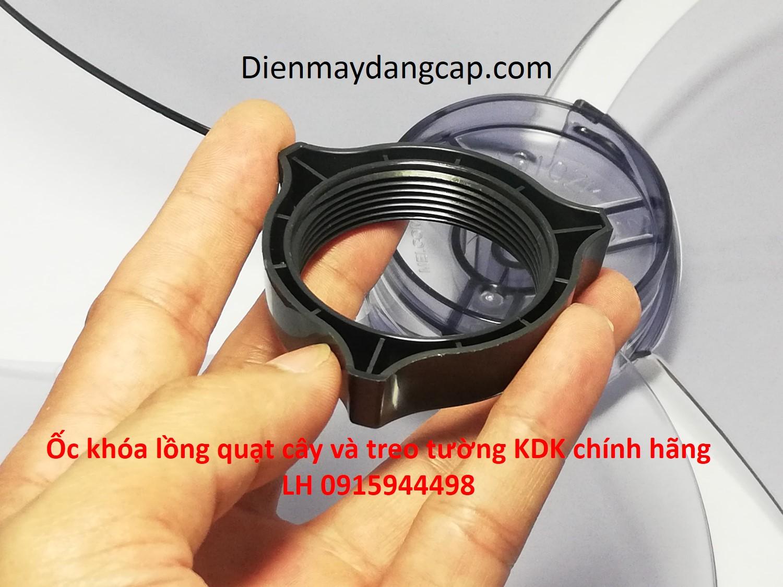 oc ham long quat KDK A40K