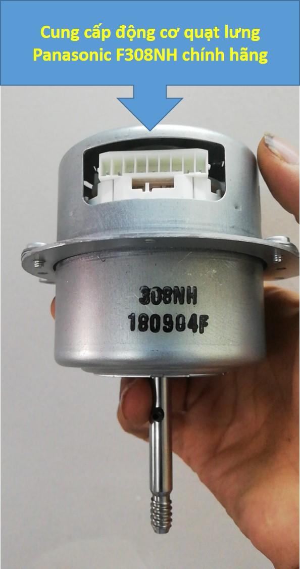 Động cơ quạt lửng Panasonic F308 NHB