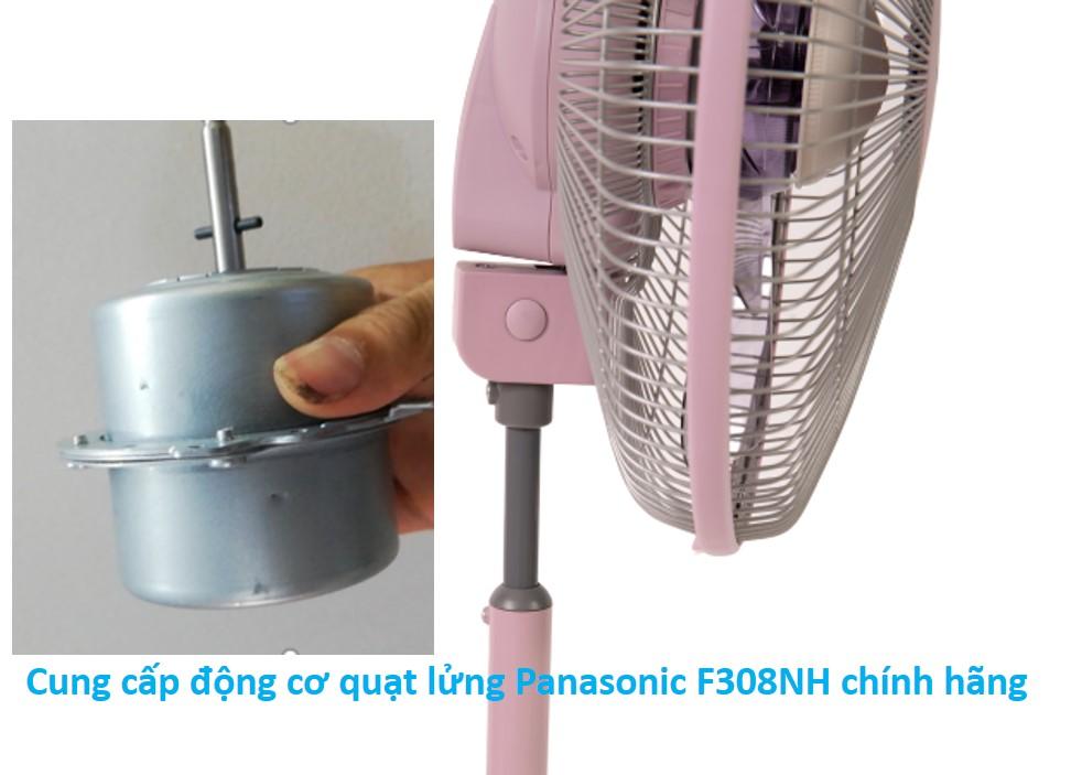 Động cơ quạt lửng Panasonic F308n