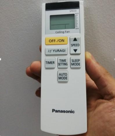 Điều khiển quạt trần Panasonic F60-TAN