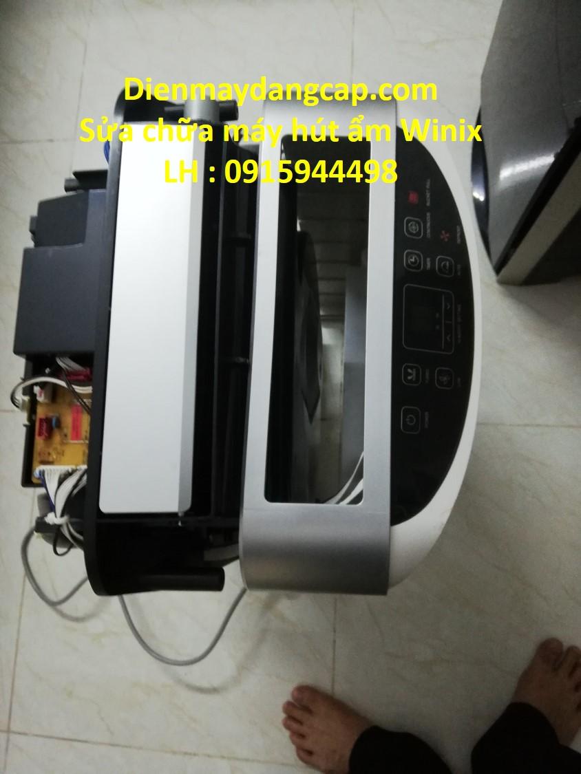 Máy hút ẩm Winix SDH-157V